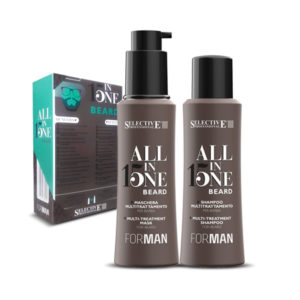 Selective All in One Beard – Kit για Γένια