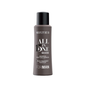 Selective All in One Beard Shampoo για Γένια (νέο) 100ml