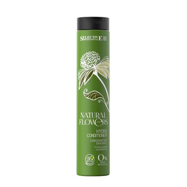Selective Natural Flowers Hydro Conditioner Bio Organic | updo.gr (Αντιπροσωπεία Selective Ελλάδος/Κύπρου)