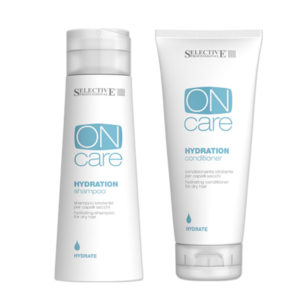 Selective Professional Hydration Shampoo 250ml + Conditioner 200ml