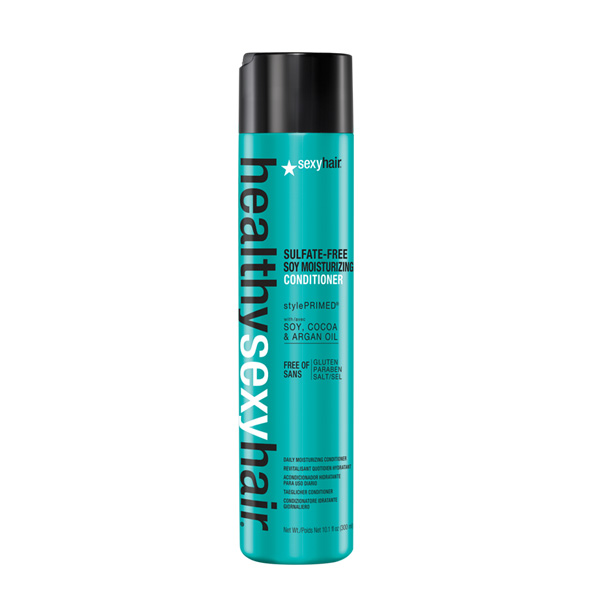Sexy Hair Sulfate Free Soy Moisturizing Conditioner | updo.gr (Αντιπροσωπεία Sexy Hair Ελλάδος)