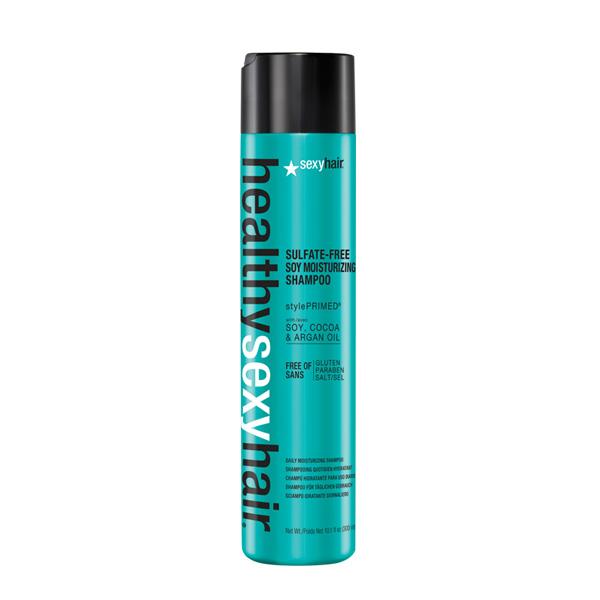 Sexy Hair Sulfate-Free Soy Moisturizing Shampoo | updo.gr (Αντιπροσωπεία Sexy Hair Ελλάδος)