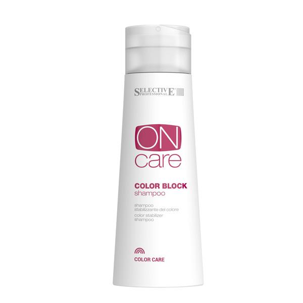 Selective On Care Color Block Shampoo | updo.gr (Αντιπροσωπεία Selective Ελλάδος/Κύπρου)