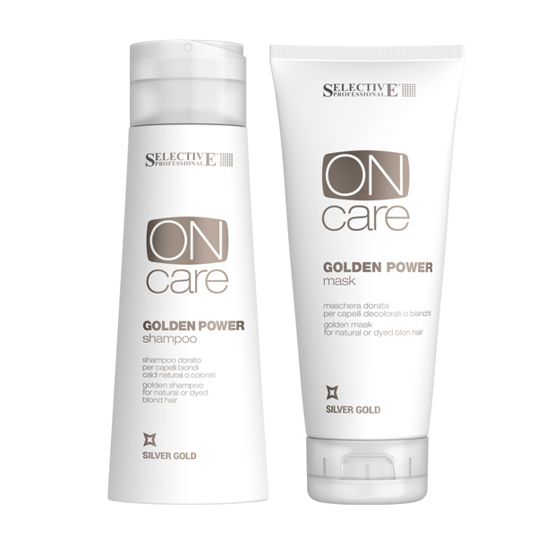 Selective On Care Golden Power Kit | updo.gr