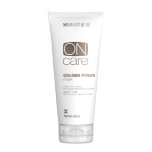 Selective Golden Power Mask 200ml
