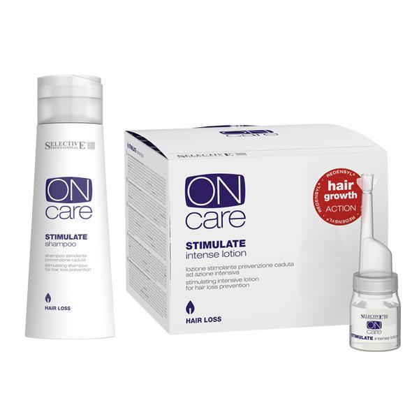 Selective Stimulate Intense Lotion + Intense Shampoo | updo.gr (Αντιπροσωπεία Selective Ελλάδος/Κύπρου)
