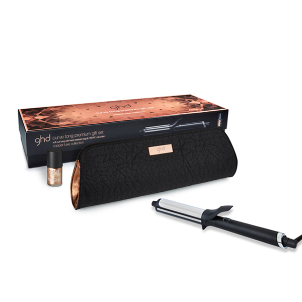 ghd Curve® Soft Tong Copper Luxe Gift Set | updo.gr (Αντιπροσωπεία ghd Ελλάδος/Κύπρου)