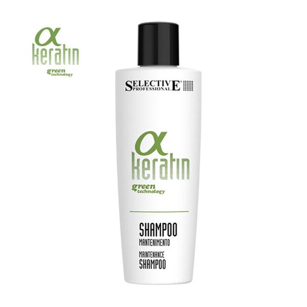 Selective a-Keratin Shampoo | updo.gr (Αντιπροσωπεία Selective Ελλάδος/Κύπρου)