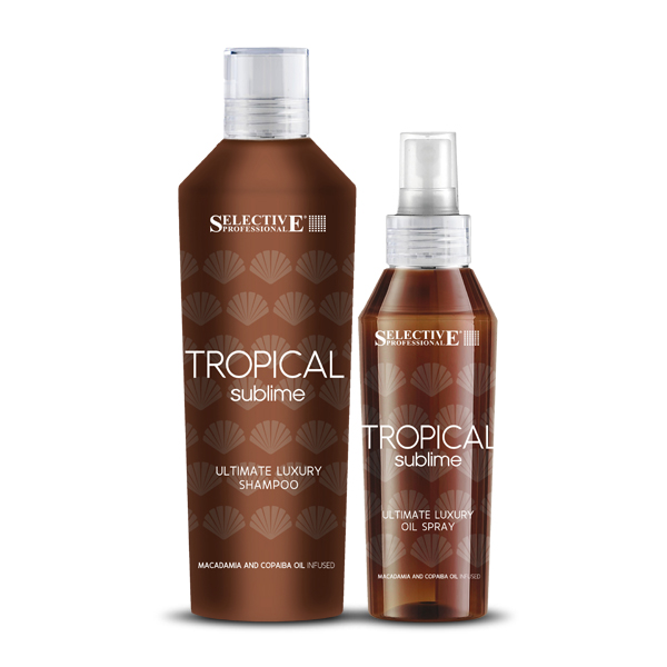 Selective Tropical Sublime Set (Limited Edition) | updo.gr