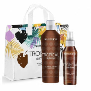 Selective Professional Tropical Sublime (Summer Kit) + Νεσεσέρ Παραλίας