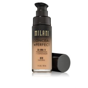 Conceal & Perfect 2 in1 Liquid Make Up (02 Natural)