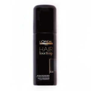 L'Oreal Professionnel Hair Touch Up Black 75ml