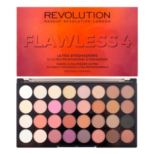 Revolution Ultra Eyeshadow Palette Flawless 4