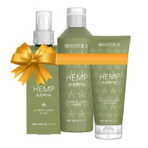 Selective Hemp Sublime Gift Set