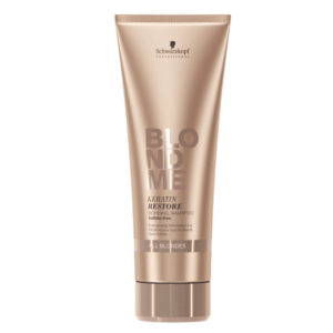 Blondme Keratin Restore Bonding Conditioner 200ml ( Όλα τα Ξανθά )