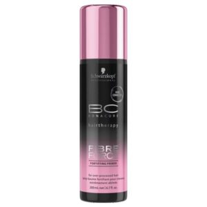 Schwarzkopf Professional BC Fibre Force Primer Spray Conditioner 200ml