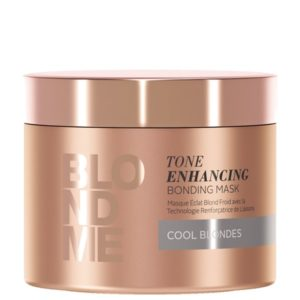 Blondme Tone Enhancing Bonding Mask 200ml (Ψυχρά Ξανθά)
