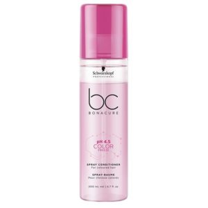 Schwarzkopf Professional BonacurepH 4.5 Color Freeze Spray Conditioner 200ml