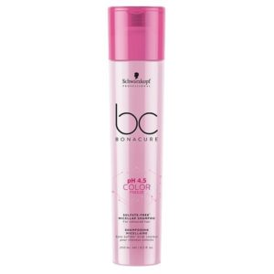 Schwarzkopf Professional Bonacure pH 4.5 Color Freeze Sulfate-Free Micellar Shampoo 250ml
