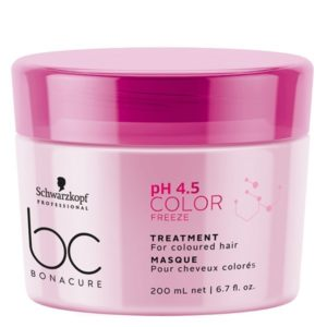 Schwarzkopf Professional Bonacure pH 4.5 Color Freeze Treatment 200ml