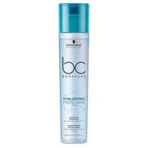 Schwarzkopf Professional BC New Moisture Kick Micellar Shampoo 250ml