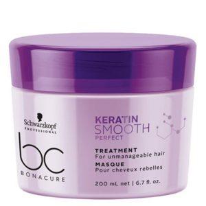 Schwarzkopf Professional BC New Smooth Treatment 200ml