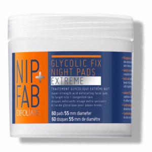 Nip + Fab Glycolic Fix Night Pads Extreme 60pcs