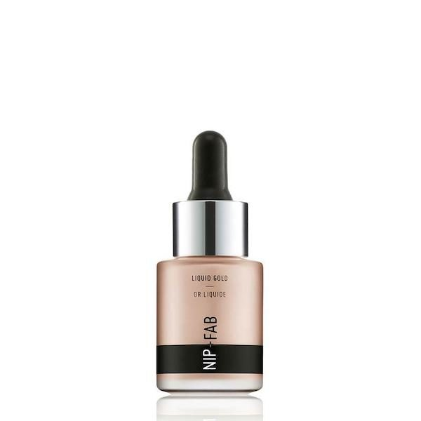 Nip + Fab Liquid Gold Rose Gold 15ml | updo.gr