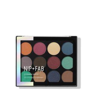 Nip + Fab Eyeshadow Palette Jewelled