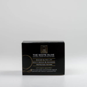 The White Olive Caviar Ultra-Lift Face Cream 50ml
