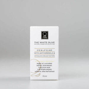 The White Olive Eye & Lip Elixir 15ml