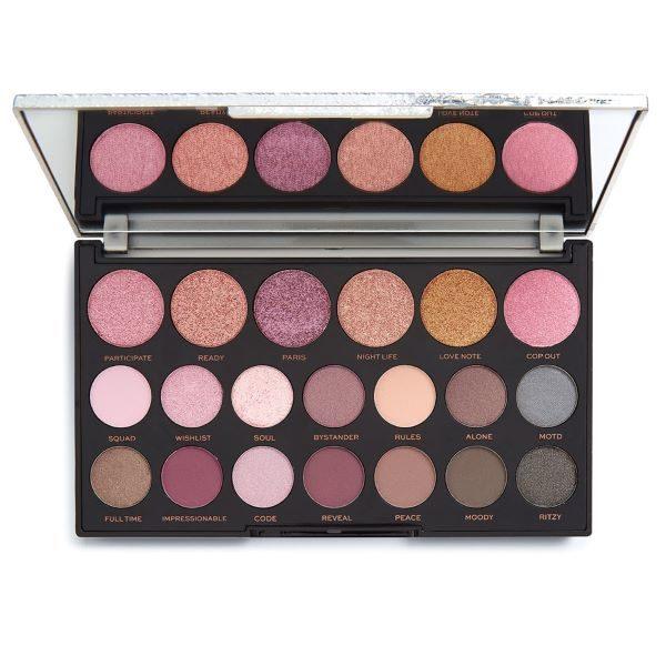Revolution Jewel Collection Eyeshadow Palette Opulent | updo.gr