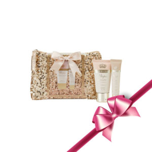 Style & Grace Utopia Glitter Bag Toiletries Gift Set