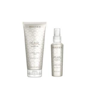 Selective Professional Pearl Sublime Set (Luxury Balm+Light Sensation Spray)