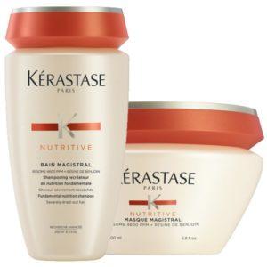 Kerastase Nutritive Magistral Σετ για πολύ ξηρά μαλλιά (Σαμπουάν & Μάσκα)